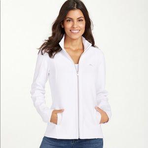 Tommy Bahama Aruba Angle Pocket Full Zip sweater